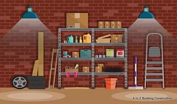 Store room building