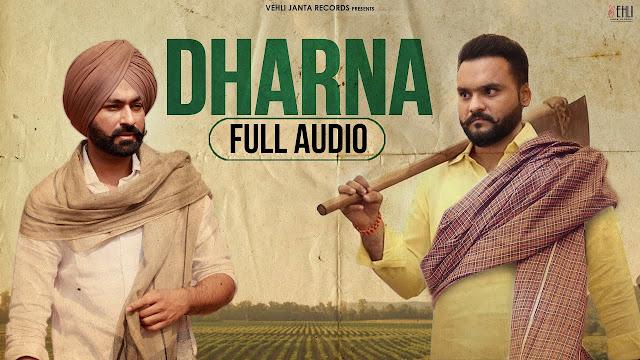 Dharna Song Lyrics | Kulbir Jhinjer | Tarsem Jassar | Vehli Janta Records | Latest Punjabi Songs 2020 Lyrics Planet
