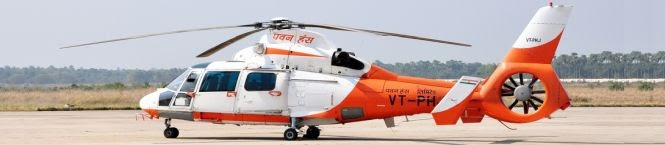 Pawan Hans In Talks With Indian Navy For Copter Requirement