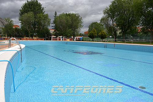 Cierre temporal de la piscina grande por una bacteria for Precio piscina municipal madrid 2017
