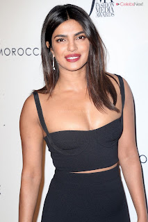Priyanka Choppra in lovely deep Neck Sleeveless Dress in NYC   .xyz Exclusive 007.jpg