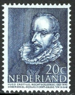 Netherlands 1947 Hugo De Groot