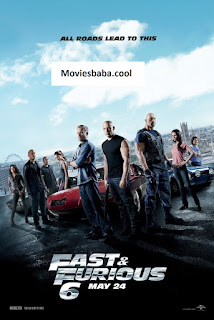 Fast & Furious 6 (2013) Full Movie Dual Audio Hindi BRRip 720p