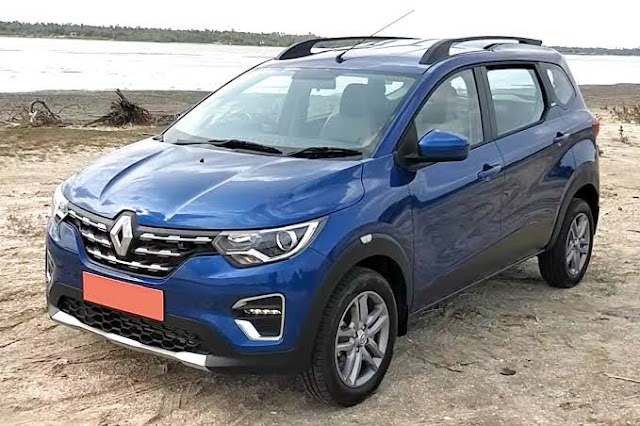 Renault Triber scored 4 star in Global NCAP