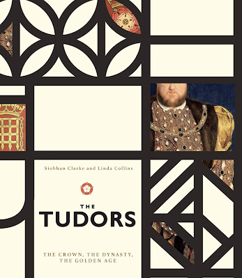 The Tudors by Siobhan Clarke and Linda Collins book cover