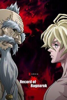 Record of Ragnarok 1ª Temporada Torrent - WEB-DL 720p Dublado