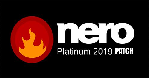 nero 2016 platinum (nero 2016 serial key and patch)