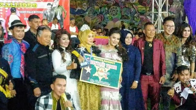 Daeng Jamal Selenggarakan Kontes Dangdut di Kalijodo, PPWI Sampaikan Apresiasi