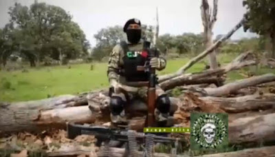 Video: CJNG's El Doble R says there are no pacts with the government and the GTO war will soon be over