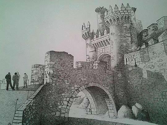 Ilustración de Camilo Andrés Torres