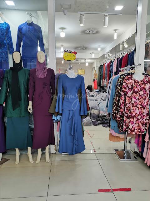 Beli baju harga borong di KWC Fashion WHolesale