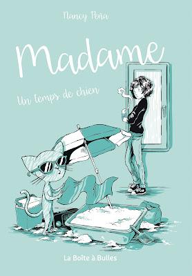 couverture de Madame T2 de Nancy Pena chez La boite à bulles