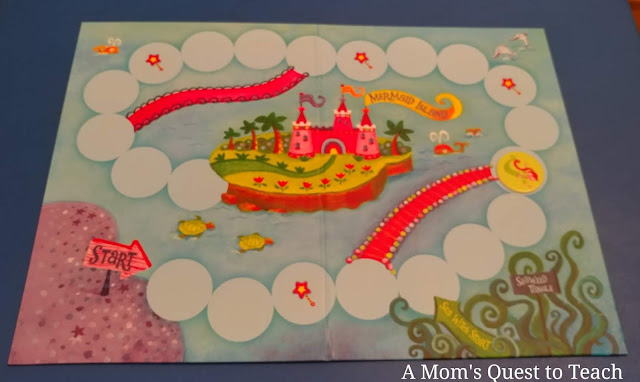 board game for Mermaid Game