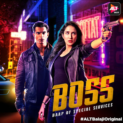 Poster Of Boss Baap of Special Services Season 01 2019 Watch Online Free Download