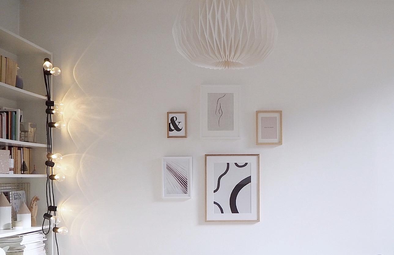 Una nuova gallery wall con Desenio