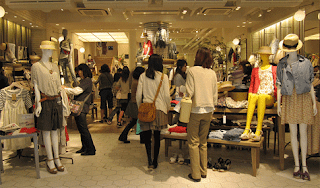 La música y las compras