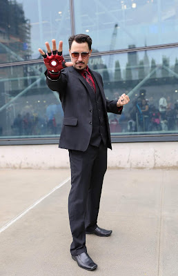 tony stark iron glasses