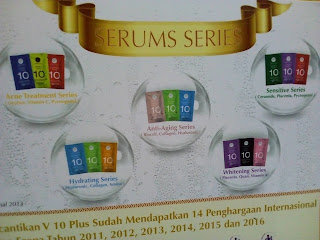 serums v10 plus
