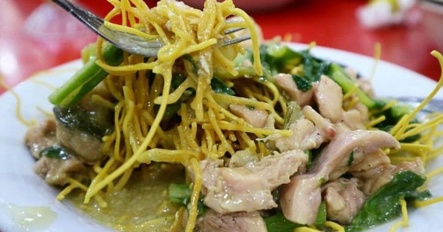 Makassar Typical Titi Noodles Klipingqu