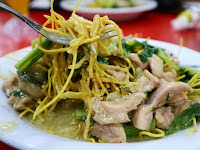 Makassar typical Titi noodles