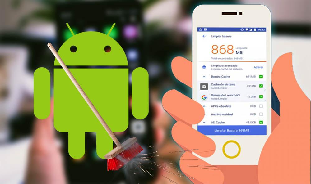 Las mejores aplicaciones para limpiar el celular