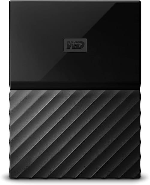 Review WD 4TB My Passport Game Storage Works with PS4