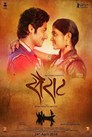 Sairat 2016 480p Marathi CAMRip Full Movie Download