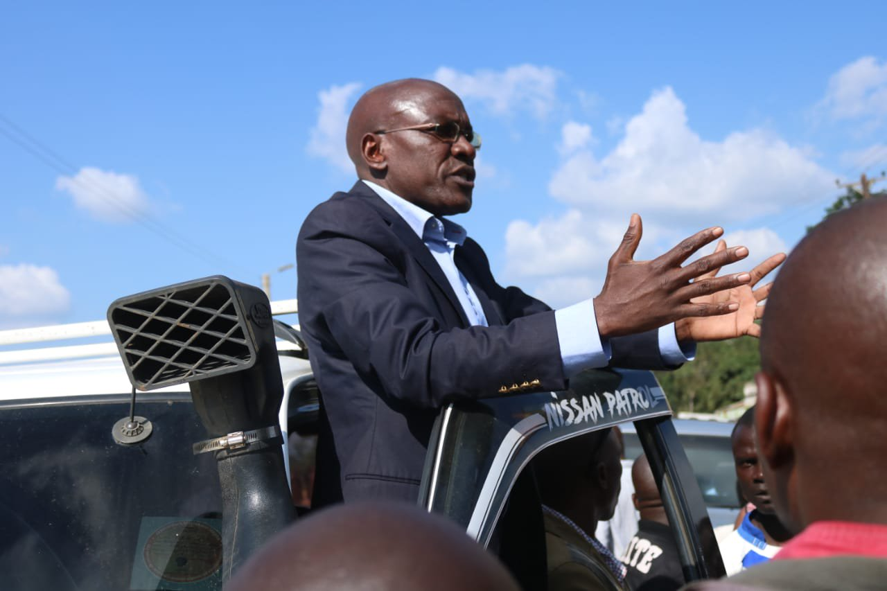 YOU BlT€H! Bonny Khalwale Attacks Sarah Wairimu For Killing Tob Cohen