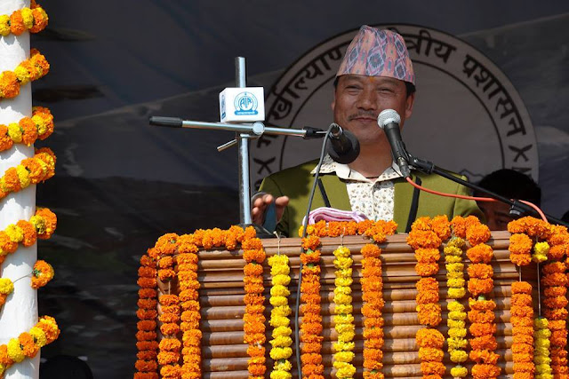 Centre could announce a central university for the hills - Bimal Gurung