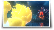 Giga Mario chat vs Bowser en furie