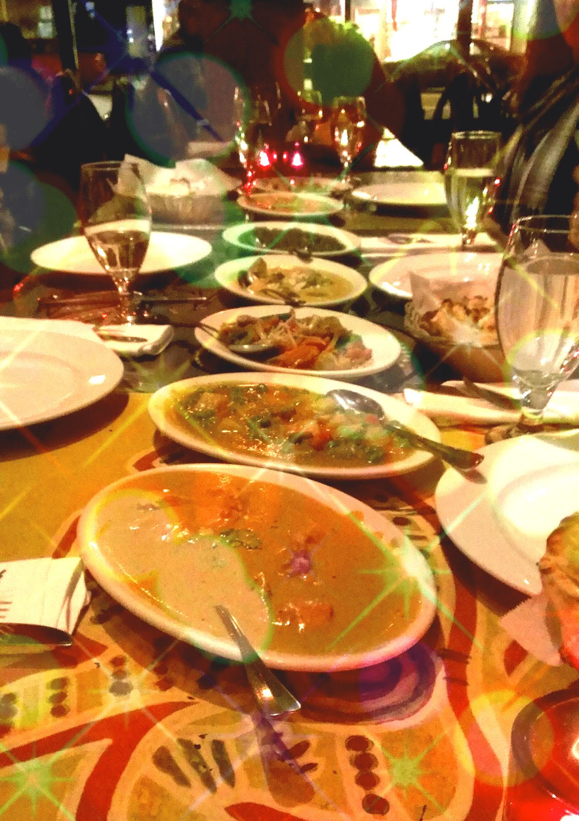 Alphabet Dining, Letter A: Aslam's Rasoi - Curry