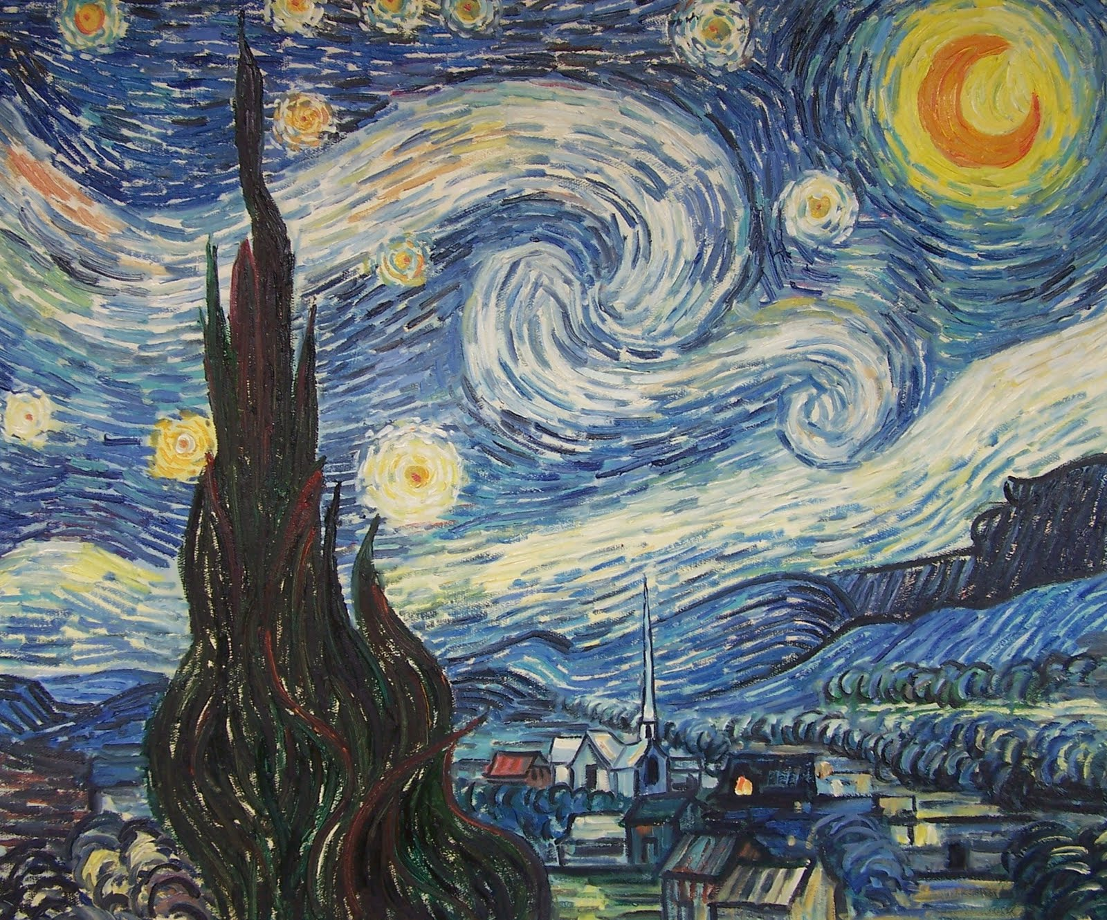 thesis for vincent van gogh paper Download thesis statement on vincent van gogh in our database or order an original thesis paper that will be written by one of our staff writers and.
