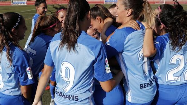 Atlético Malagueño y Málaga Femenino son la alegría en 2017