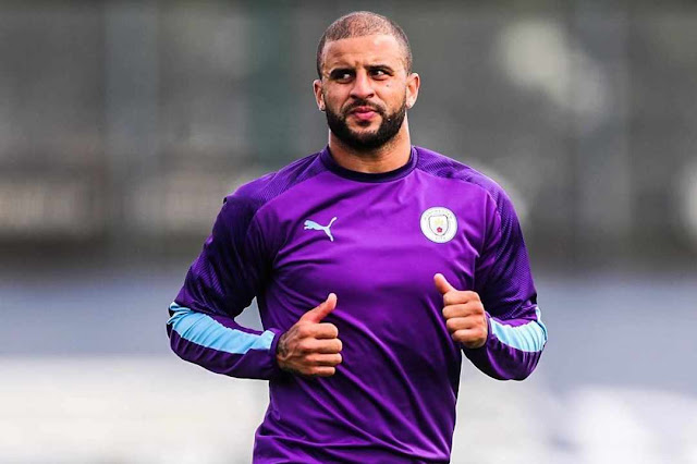 Manchester City defense kyle Walker hosted a sex party on his house during the quarantine