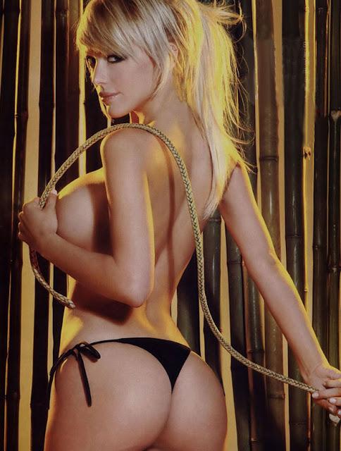 Hot girls Cassandre Davis sexy Fitness model 10