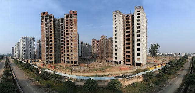 noida sector 45, Noida Sector 45 seal