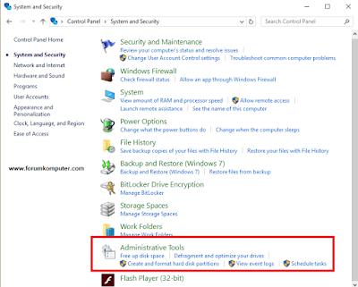 Mematikan Atau Menonaktifkan Automatis Update Windows 10