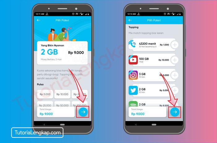 tutorialengkap 5 Cara Membuat Akun By.U untuk memesan SIM Card Secara Online