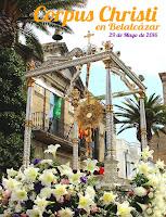 Fiesta del Corpus Christi 2016 - Belalcázar