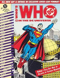 Who's Who in the DC Universe