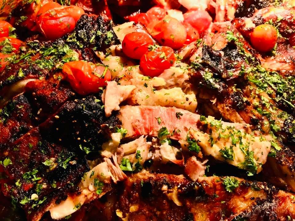 Seafood & BBQ Buffet Dinner Rennaisance Johor Bahru Hotel