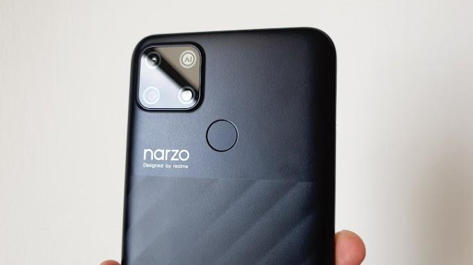 Review Realme Narzo 30A: Telefon pintar Keseronokan untuk permainan