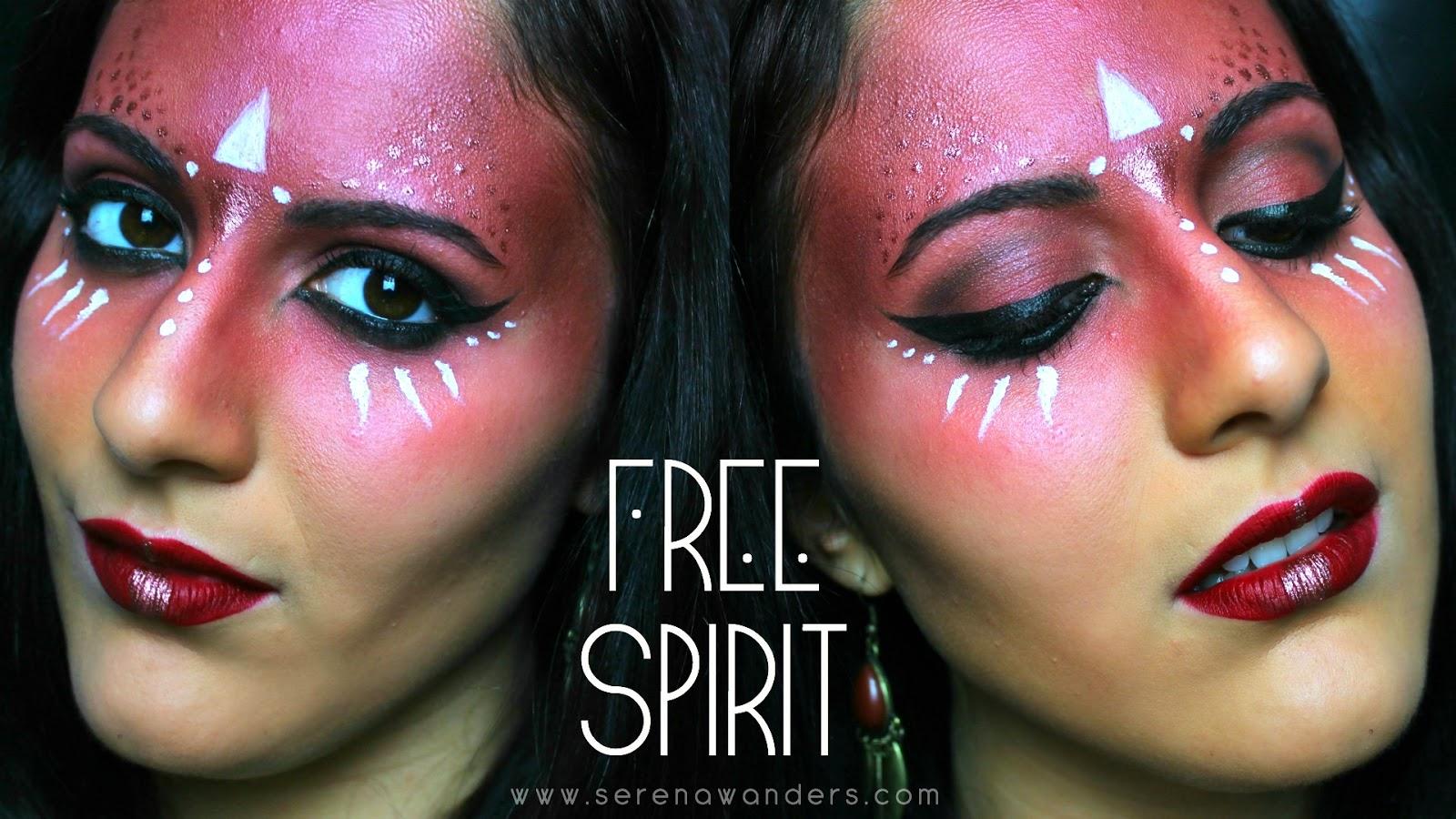 Serena wanders free spirit makeup tutorial nyx face awards free spirit makeup tutorial nyx face awards italia 2016 baditri Images