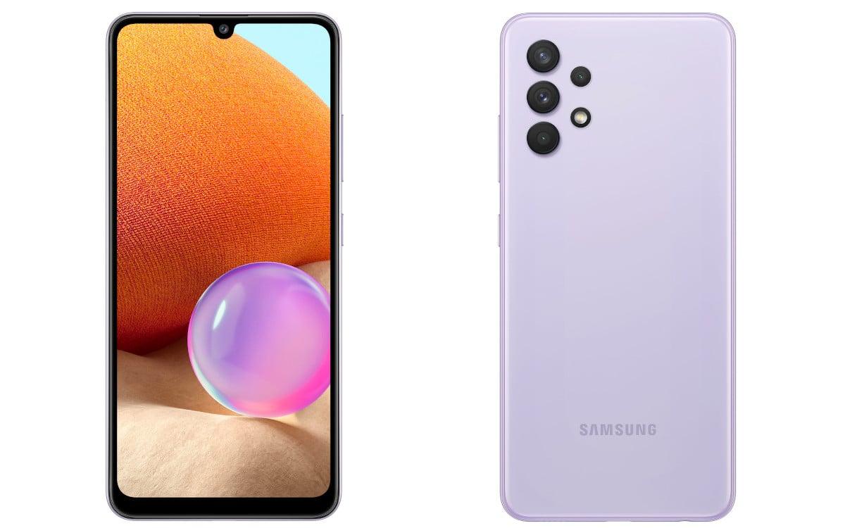 Samsung a32 prix maroc