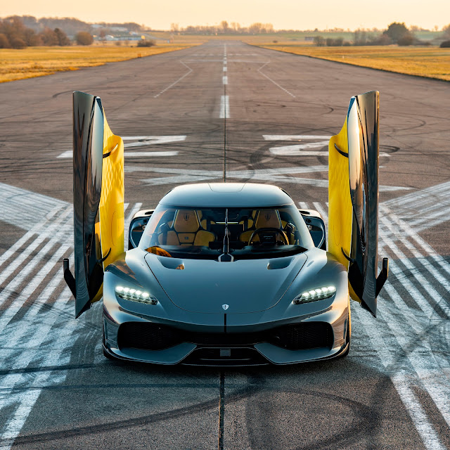 All-new Koenigsegg Gemera