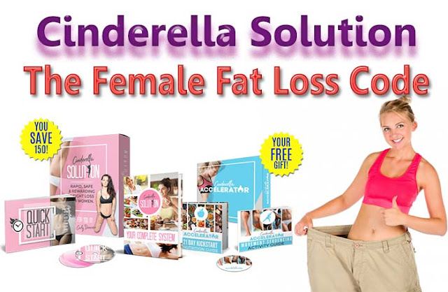 Cinderella Solution Diet All Colors Unboxing