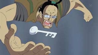 Fakta Mr. 3 One Piece