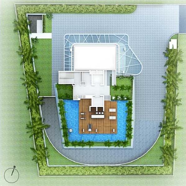City Suites Site Plan