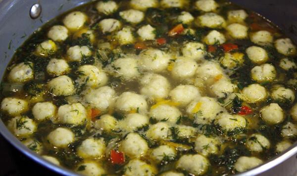 суп ляпе рецепт