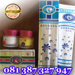 TENSUNG Cream Pemutih Wajah Penghilang Jerawat